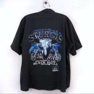 2012 Sturgis Shirt South Dakota Mens Shirt 2X